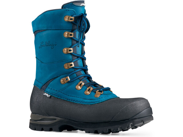 Lundhags Mira II High Boots Dame petrol/eclipce blue